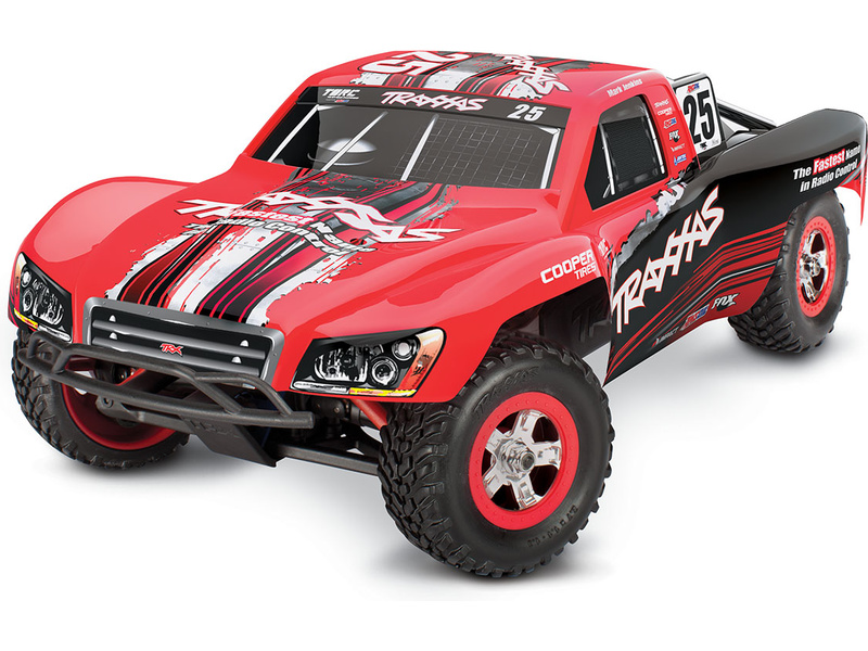 Traxxas Slash 1:16 RTR Mark Jenkins, TRA70054-1-MAR, Traxxas 70054-1-MAR