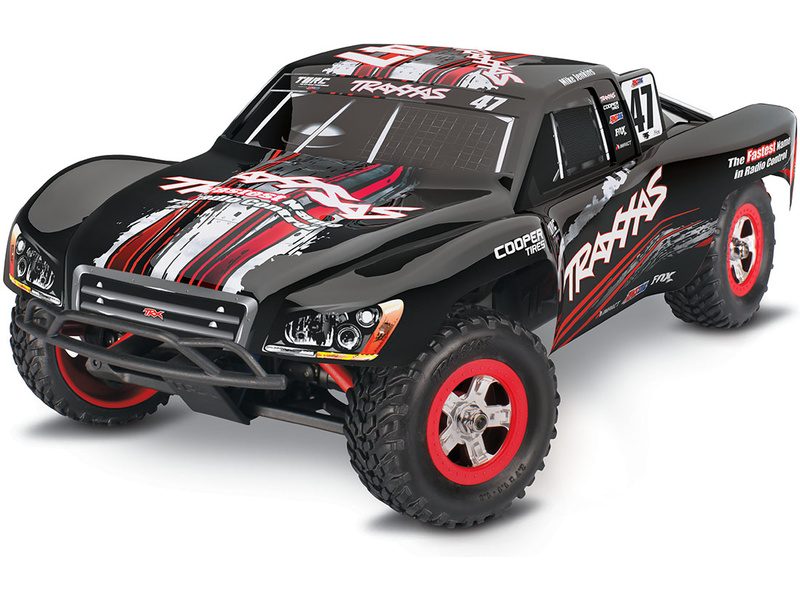 Traxxas Slash 1:16 RTR Mike Jenkins, TRA70054-1-MIK