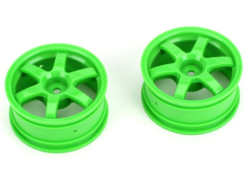 "Traxxas disk 1.9"" Volk Racing zelený (2)"