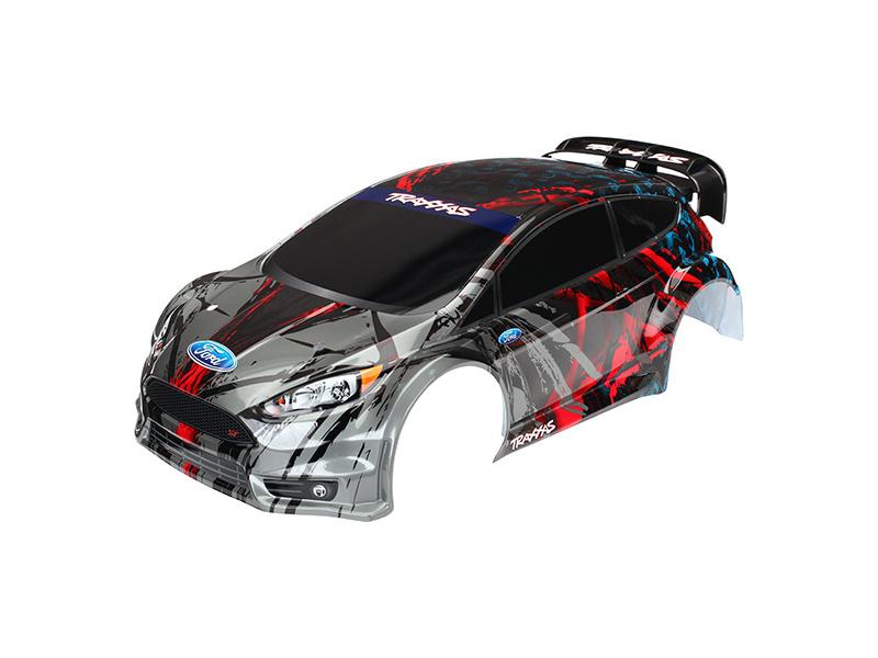 Ford Fiesta: Karosérie ST Rally