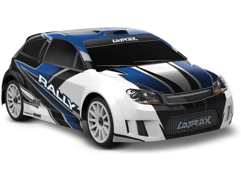 Traxxas Rally 1:18 4WD RTR modré, TRA75054-1-BLU, Traxxas 75054-1-BLU