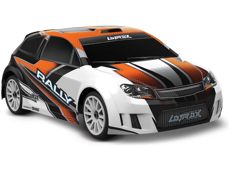 Traxxas Rally 1:18 4WD RTR oranžové, TRA75054-1-ORN, Traxxas 75054-1-ORN