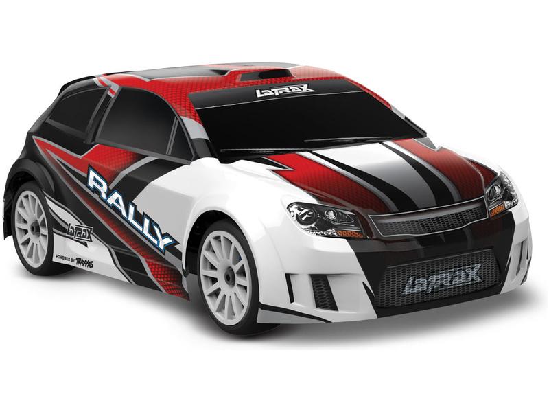 Traxxas Rally 1:18 4WD RTR červené, TRA75054-1-RED, Traxxas 75054-1-RED