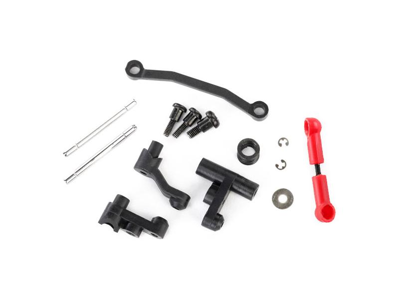 LaTrax - Mechanika řízení předních kol, servosaver, Traxxas 7538X , TRA7538X