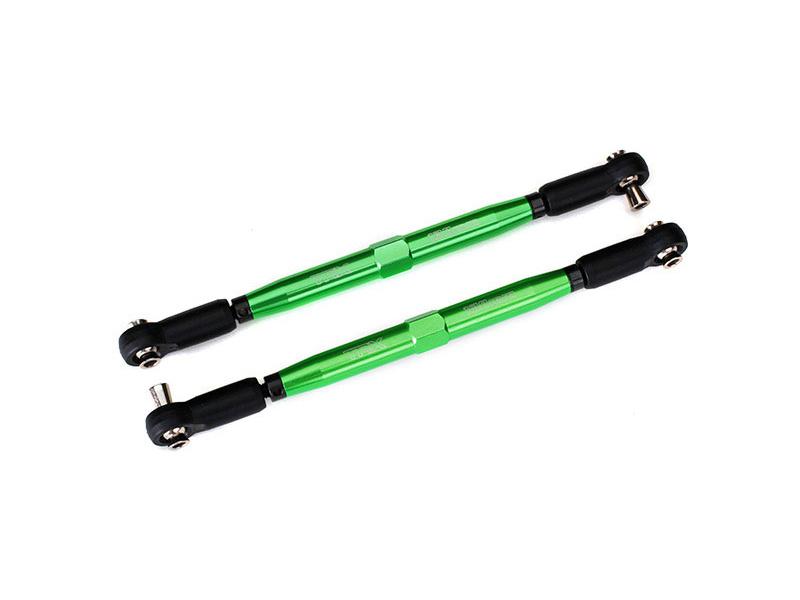 Traxxas ojničky hliníkové 157mm zelený elox (2), Traxxas 7748G , TRA7748G