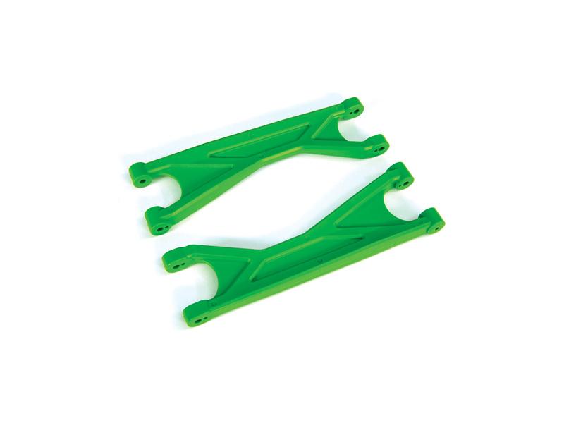 Traxxas ramena závěsu kol horní HD zelené (2), Traxxas 7829G, TRA7829G