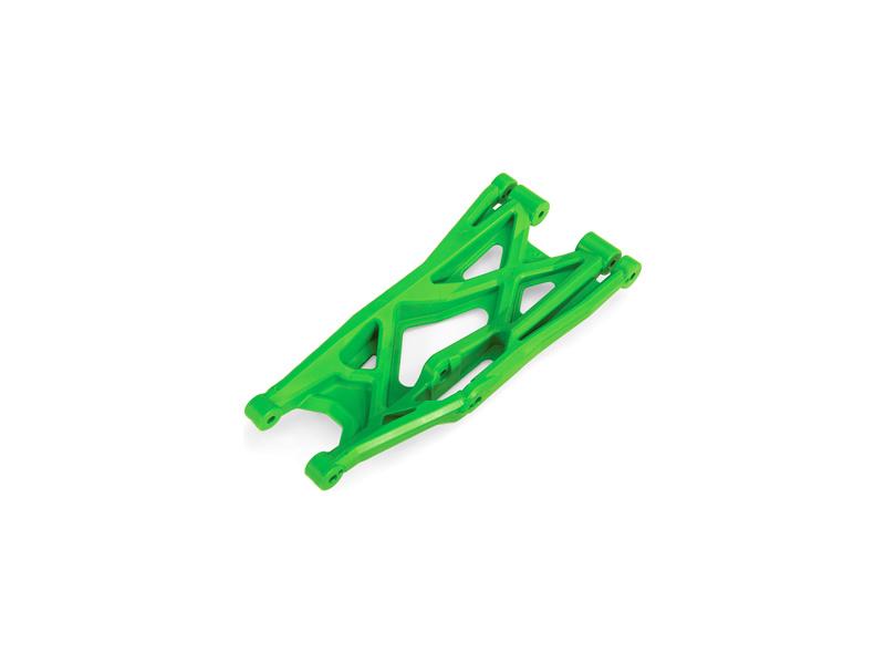 Traxxas rameno závěsu kol spodní pravé HD zelené, Traxxas 7830G, TRA7830G
