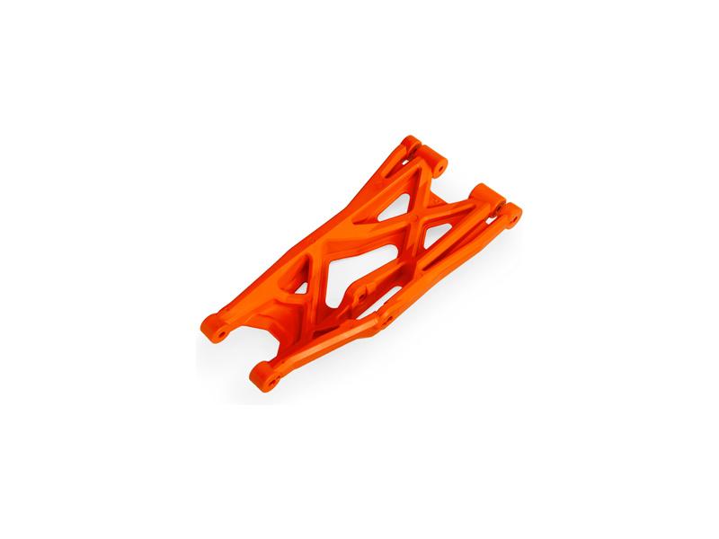 Traxxas rameno závěsu kol spodní pravé HD oranžové, Traxxas 7830T, TRA7830T