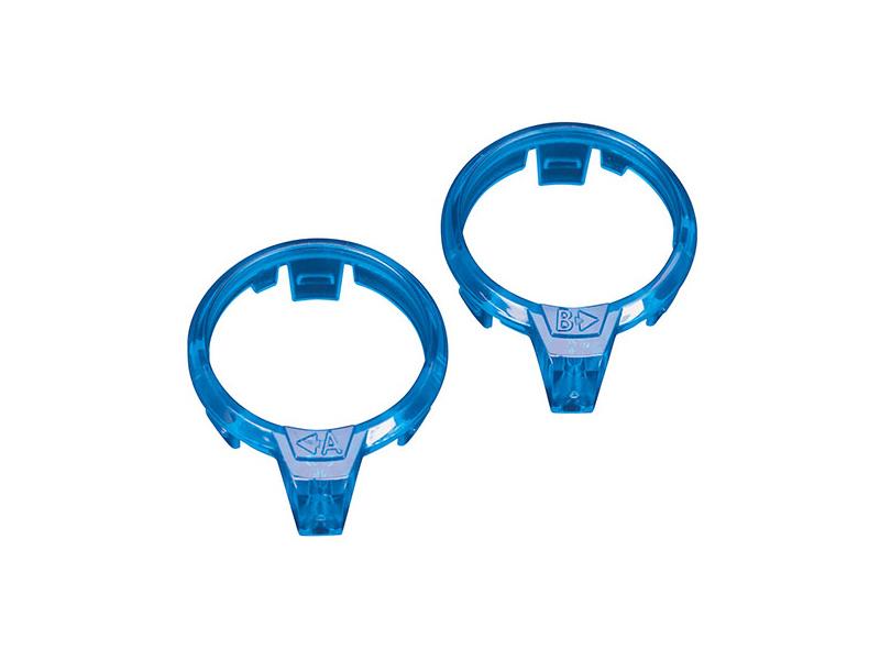 Aton: Světlovod motoru modrý (P+L), Traxxas 7962 , TRA7962