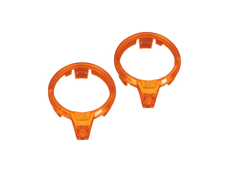 Aton: Světlovod motoru orange (P+L), Traxxas 7963 , TRA7963
