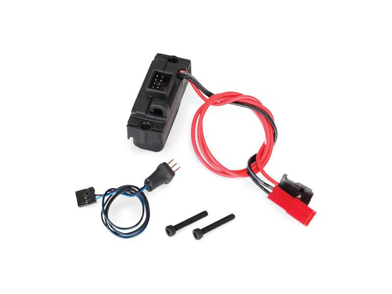 TRX-4: Napájecí zdroj LED osvětlení, TRA8028, Traxxas TRA8028
