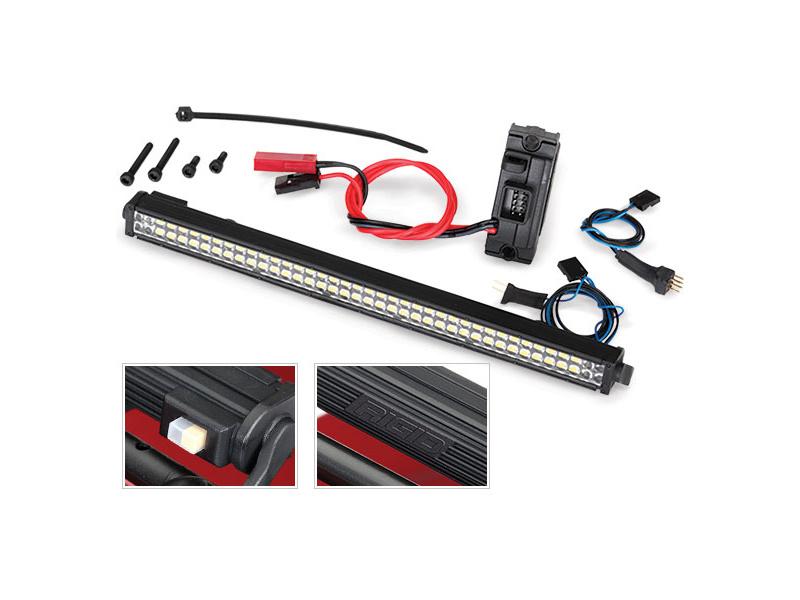 TRX-4: Střešní LED osvětlení s napájecím zdrojem, TRA8029, Traxxas 8029
