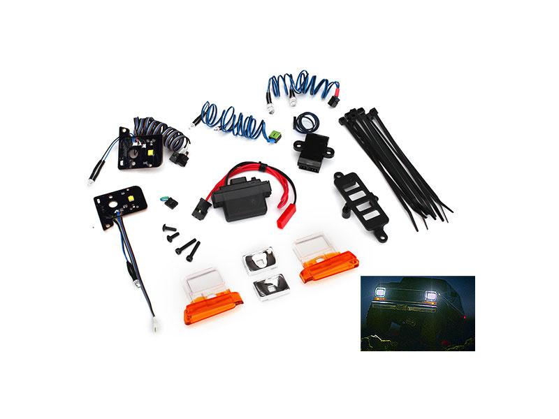 Traxxas LED osvětlení kompletní: TRX-4 Ford Bronco, TRA8035, Traxxas 8035