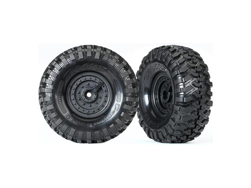 """Traxxas kolo 1.9"""", disk Tactical, pneu Canyon Trail (pár), Traxxas 8273, TRA8273"""