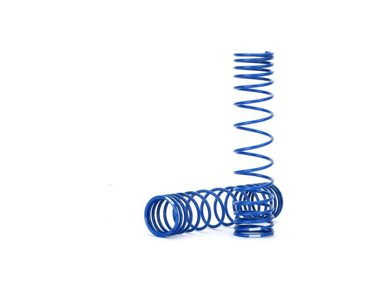 Traxxas pružina předního tlumiče GTR (modrá), TRA8444A Traxxas 8444A