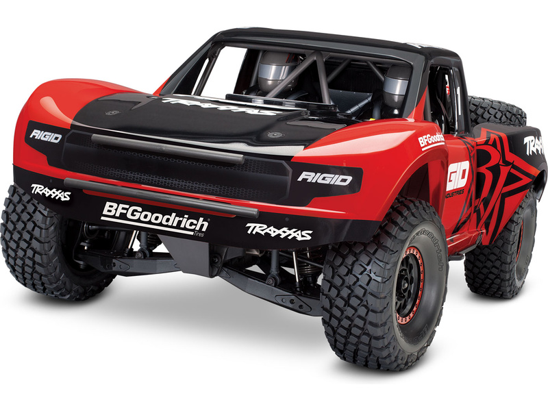 Traxxas Unlimited Desert Racer 1:8 TQi RTR Rigid, TRA85076-4-RGD