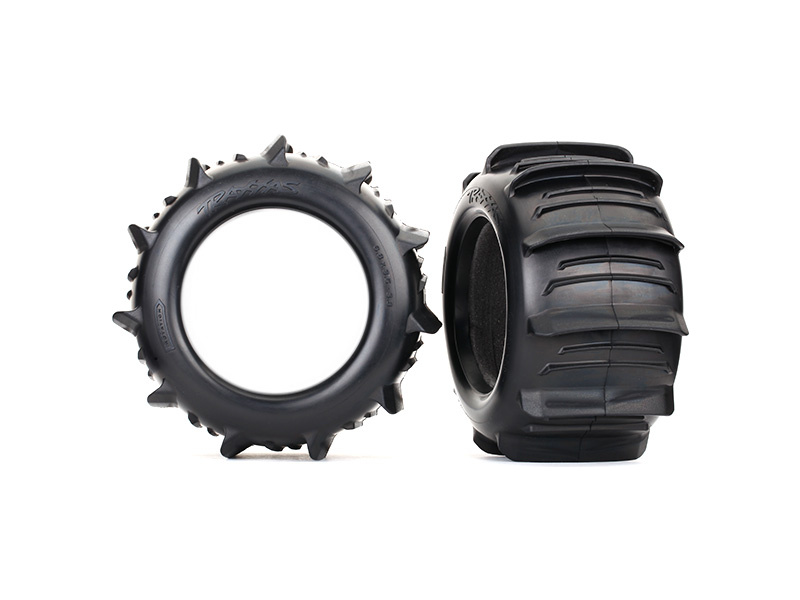 """Traxxas pneu 3.8"""" Paddle s vložkou (2), Traxxas 8673 , TRA8673"""