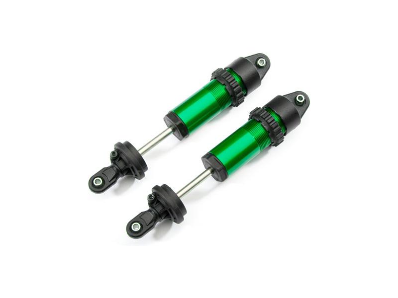 Traxxas tlumič GT-Maxx zelený (2), Traxxas 8961G, TRA8961G
