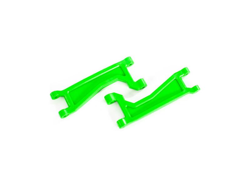 Traxxas rameno závěsu kol horní zelené (2) (pro WideMaxx), Traxxas 8998G, TRA8998G