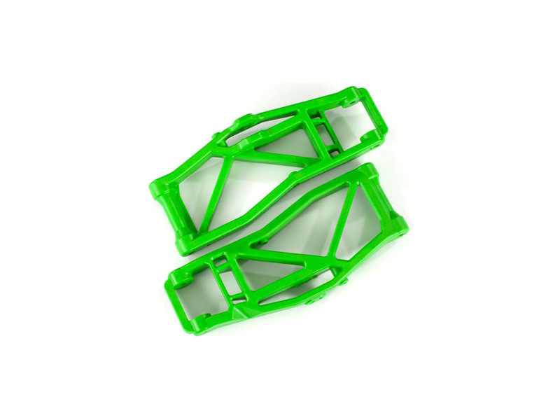 Traxxas rameno závěsu kol dolní zelené (2) (pro WideMaxx), Traxxas 8999G, TRA8999G