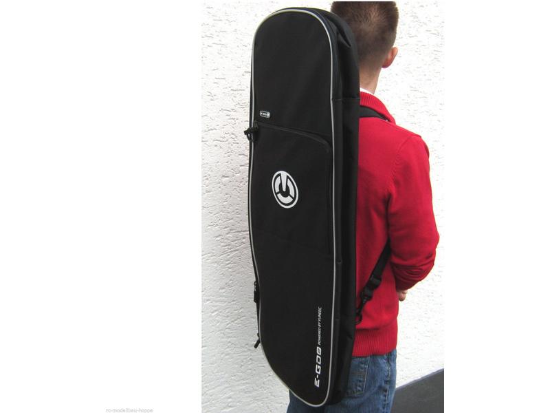 Yuneec EGO2 Taška na longboard