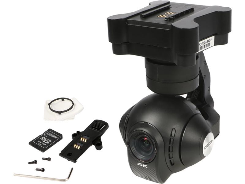 Yuneec kamera CGO3+ 5.8GHz s 3-osým gimbalem YUNCGO3PEU