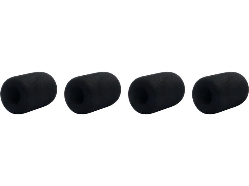 Yuneec H920: Rázy tlumící návleky podvozku