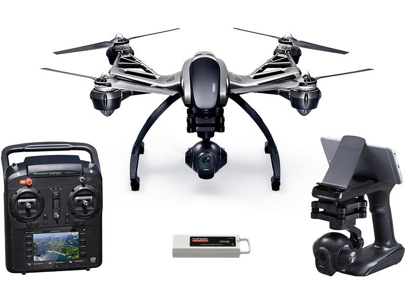 profi dron yuneec