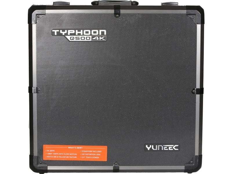 Yuneec Q500 4K: Hliníkový kufr YUNQ4KPA102