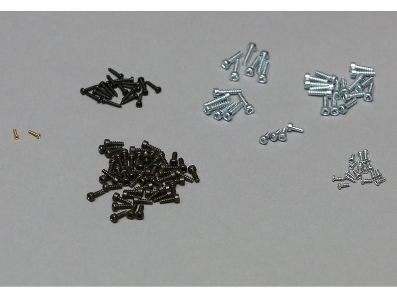 Yuneec Q500: Sada příslušenství a šroubků YUNQ500122