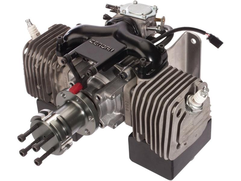 Zenoah Platinum benzinový motor 80ccm