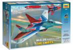 Zvezda MIG-29 The Swifts (1:72)