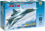 Zvezda Sukhoi T-50 Russian Stealth Fighter (1:72)