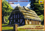 Zvezda Easy Kit Thatched Country House (1:72)