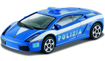 Bburago Lamborghini Gallardo Polizia