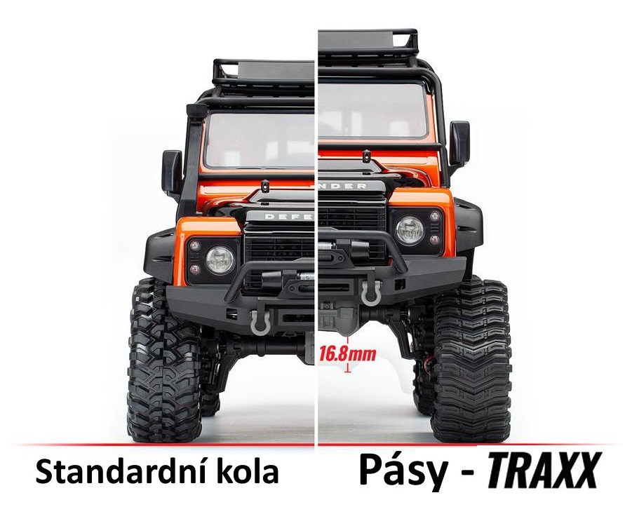 TRX-4 TRAXX