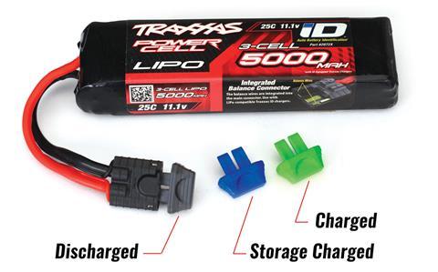 Barevné záslepky Traxxas konektoru