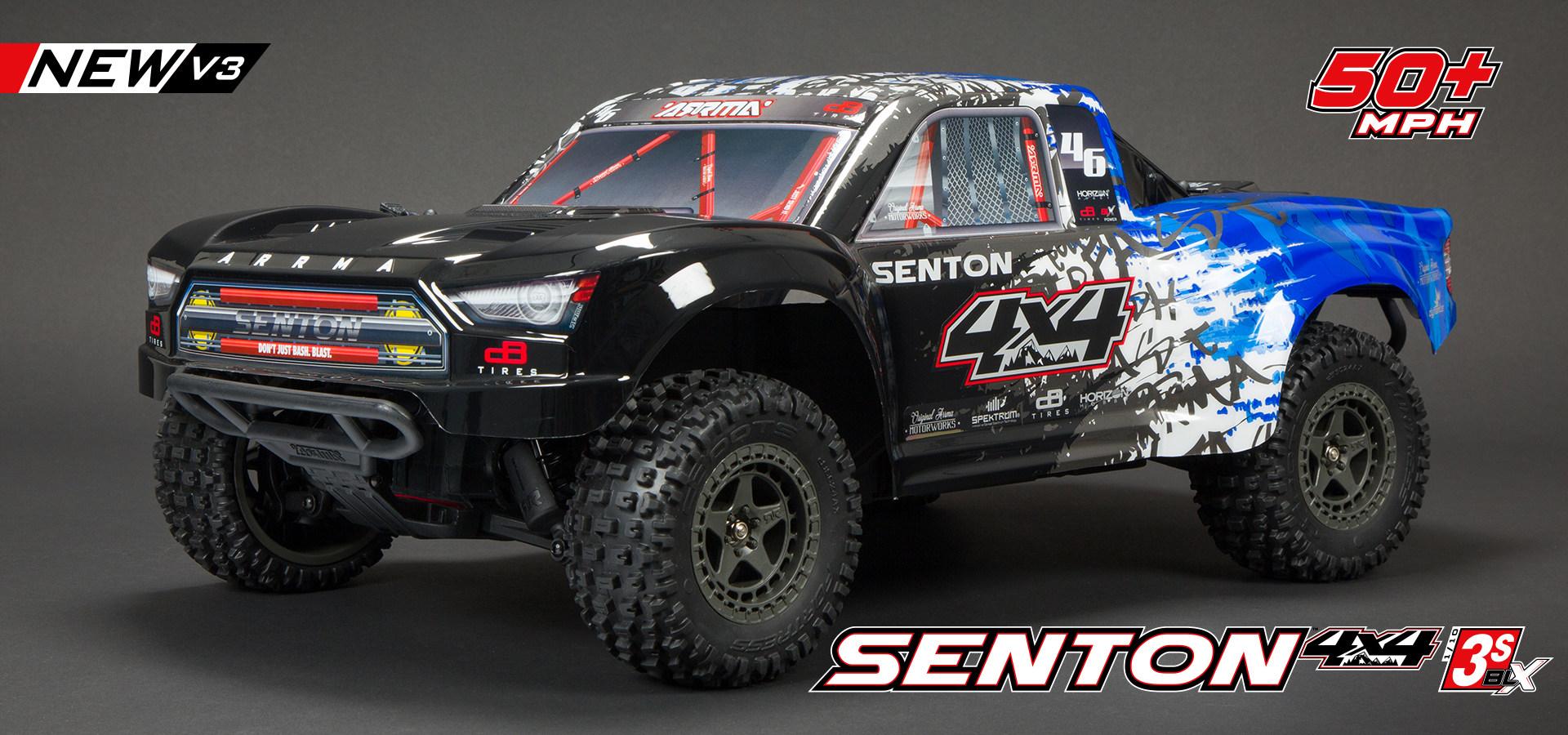 Arrma Senton 3S BLX 1:10 4WD RTR