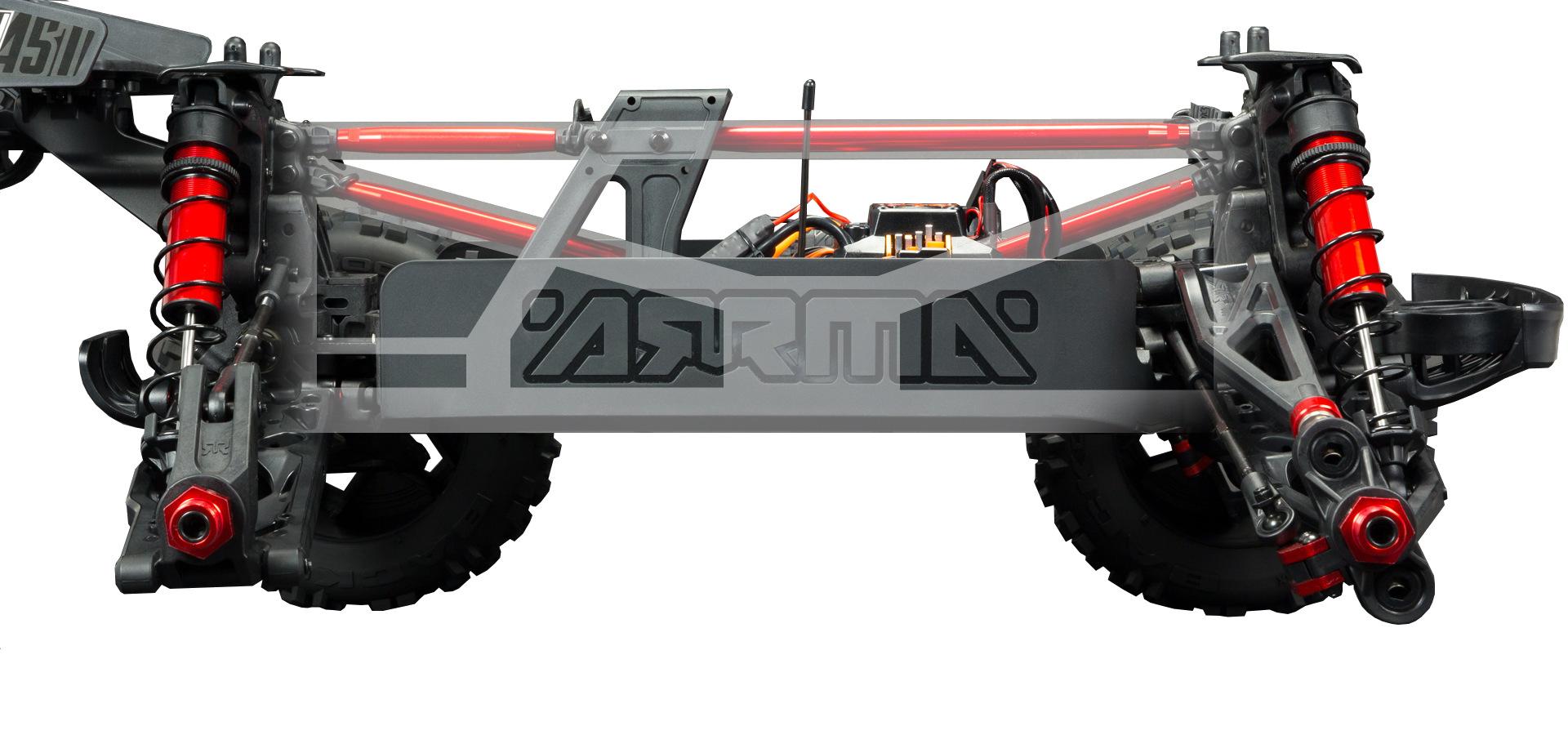 Arrma Outcast 8S BLX 1:5 4WD Smart RTR
