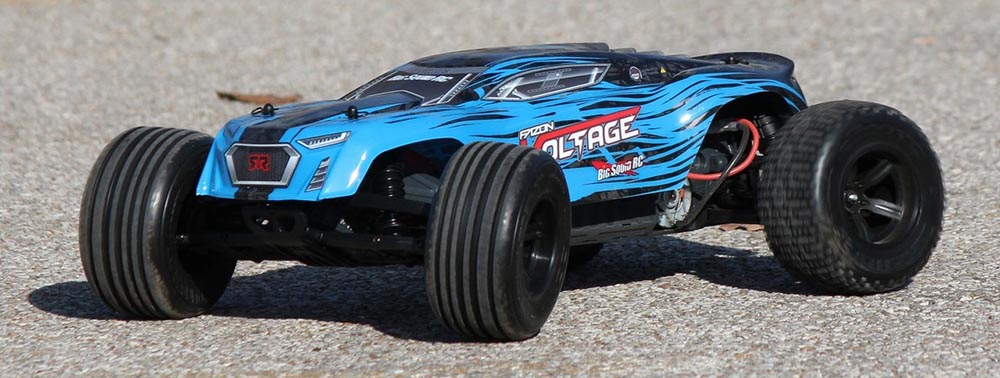 Arrma Fazon Voltage Mega Truck