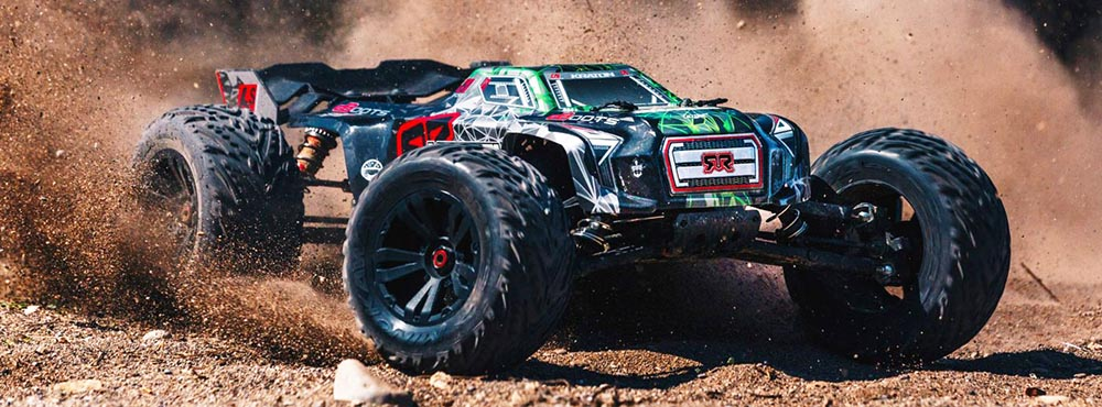 5a63f374709 RC Monster Truck Kraton MT 6S BLX 1 8 s náhonem 4WD