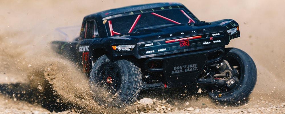 37d63876d15 Arrma Senton 6S BLX 1 10 4WD černá (ARAD83LG)