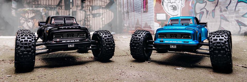 052948a2a72 Arrma Notorious 6S BLX 1 8 4WD RTR černá (ARAD89LL)