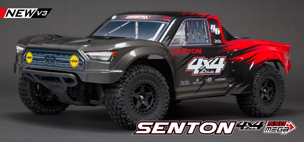 Arrma Senton Mega 1:10 4WD RTR