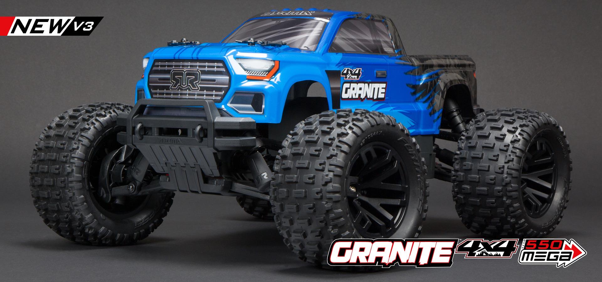 Arrma Granite Mega 1:10 4WD RTR