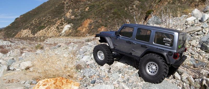 Jeep® JLU Wrangler