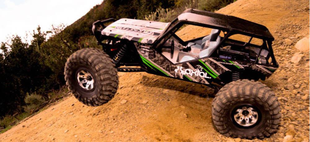Axial Wraith Rock Racer