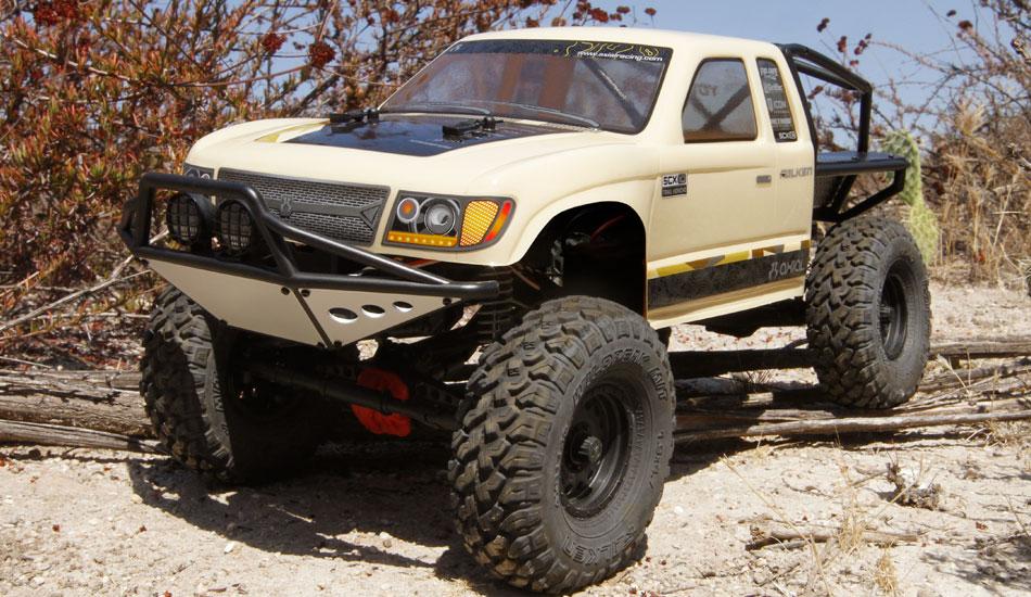 Axial SCX10 II Trail Honcho