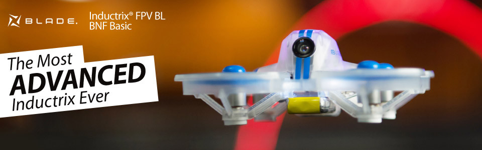 Inductrix Brushless