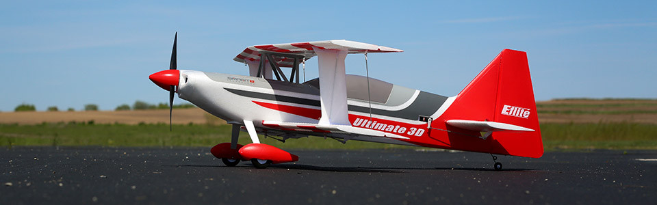 E-Flite Ultimate 3D BNF Basic